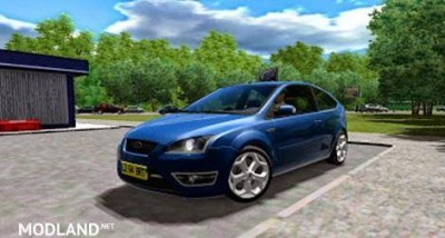 Ford Focus ST [1.2.2], 1 photo